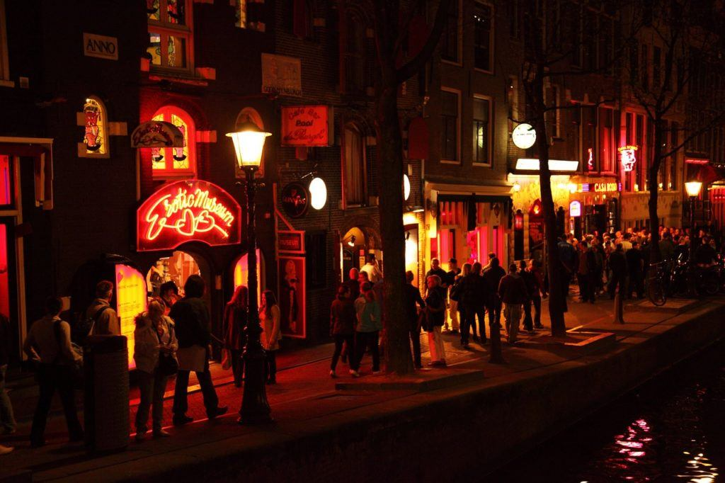 Discover the Red Light District