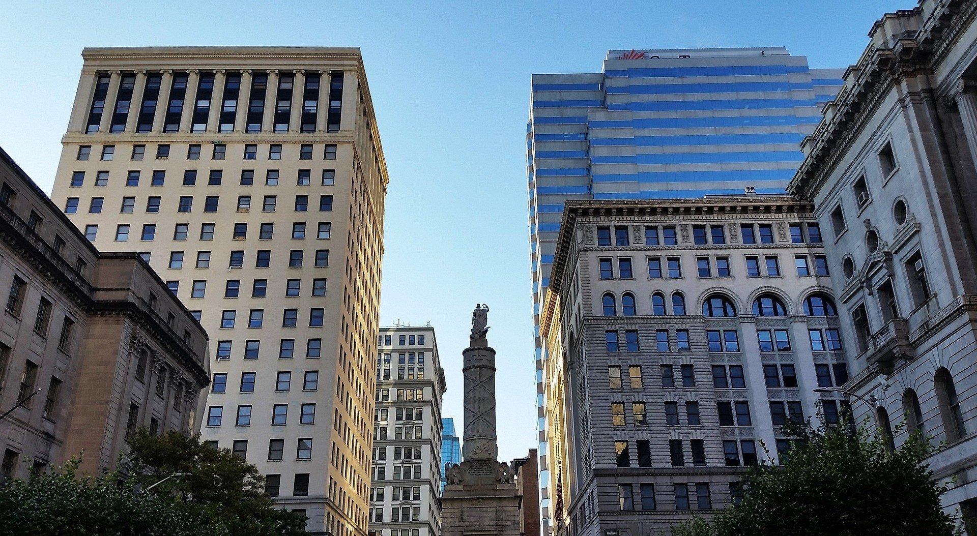 Downtown, Baltimore
