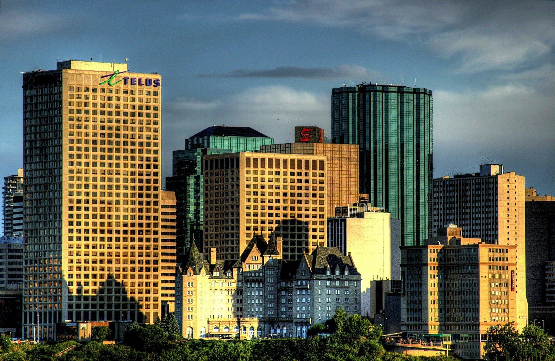 Downtown Edmonton, Edmonton