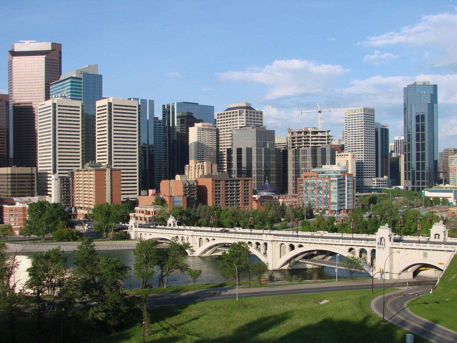 Downtown, Calgary