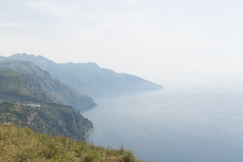 Lattari Mountains Regional Park, Amalfi Coast