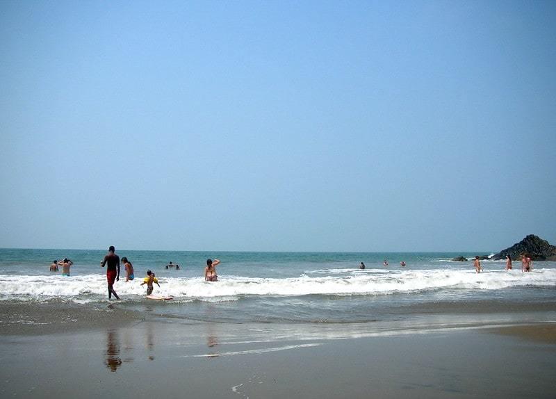 Little Vagator Beach