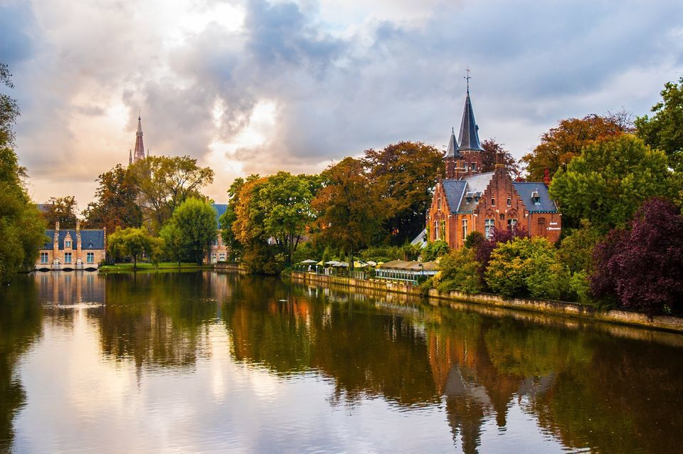 From Amsterdam: 12-Hour Guided Day Trip to Bruges