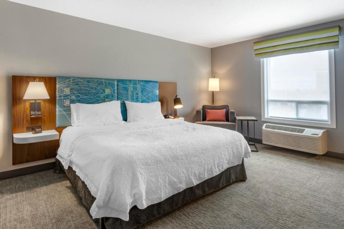 Hampton Inn & Suites Edmonton West