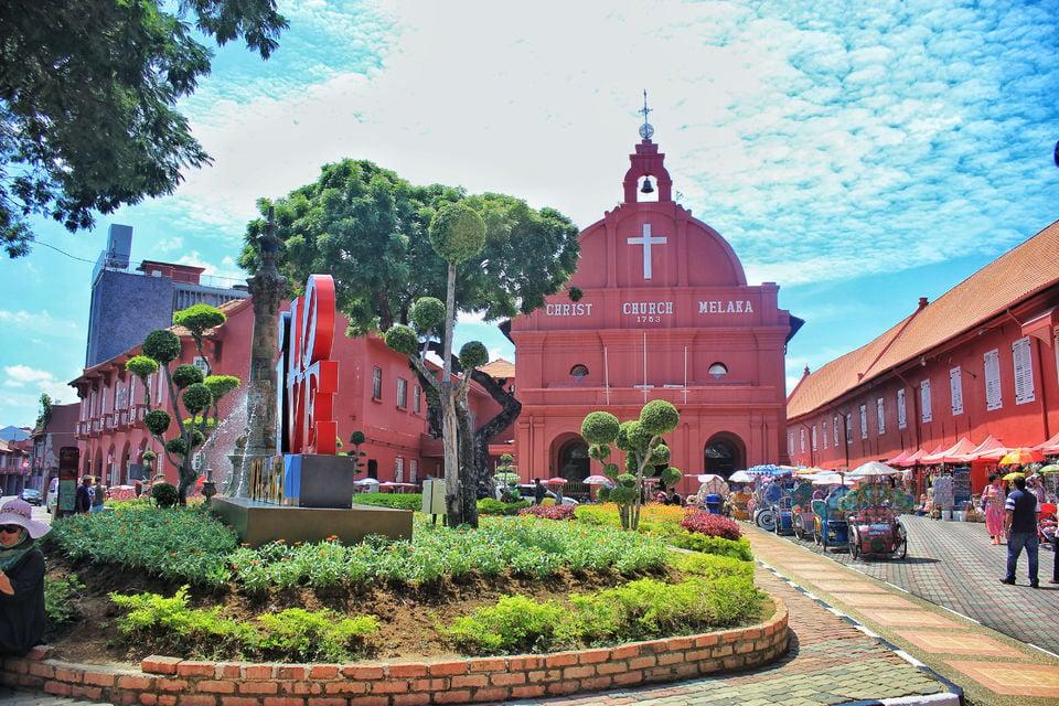 Historical Malacca from Kuala Lumpur