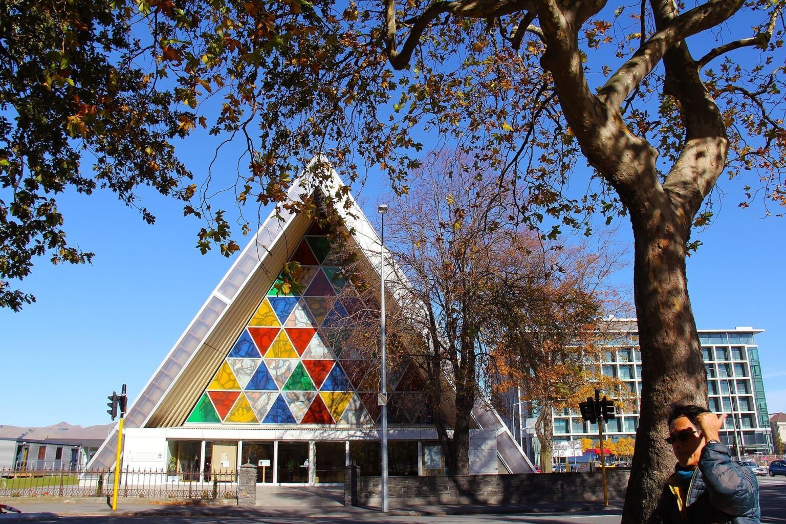 Inner City, Christchurch