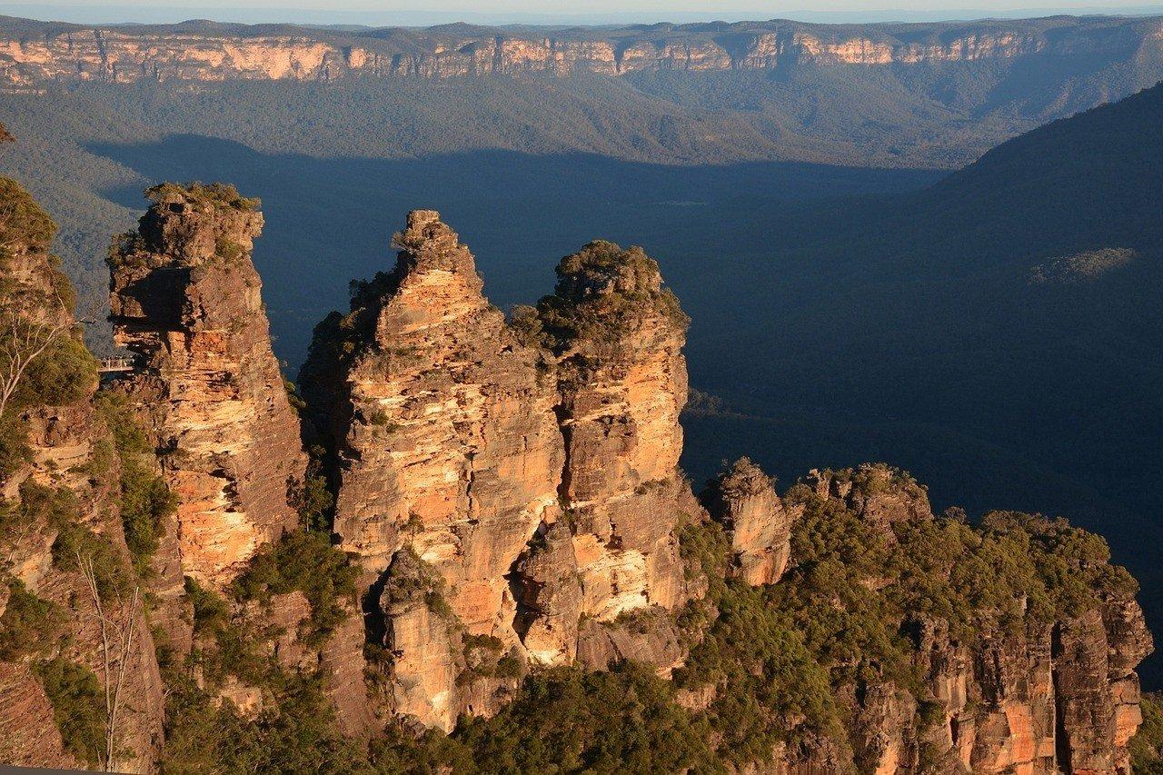 Katoomba three sisters Blue Mountains
