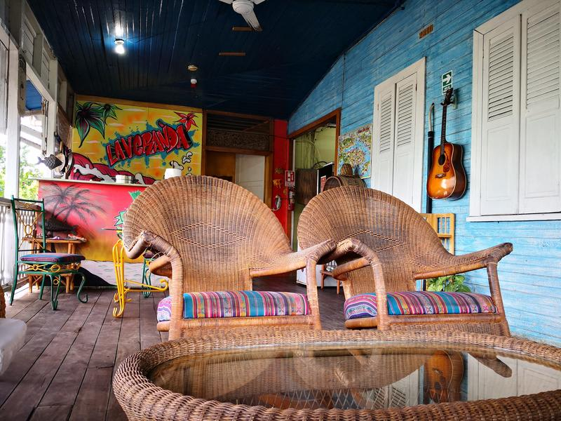 La Guayana Hostel Bocos del Toro