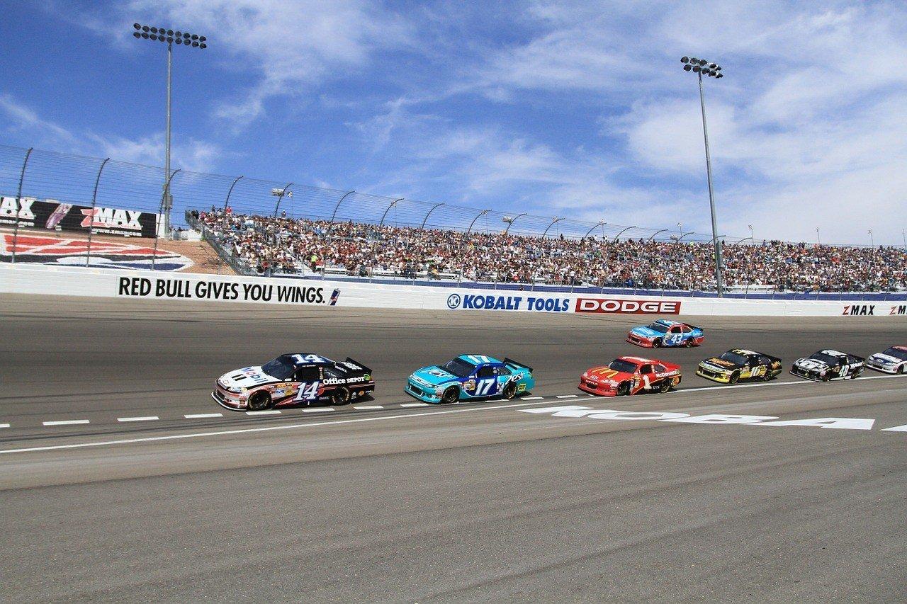 Las Vegas Motor Speedway 1