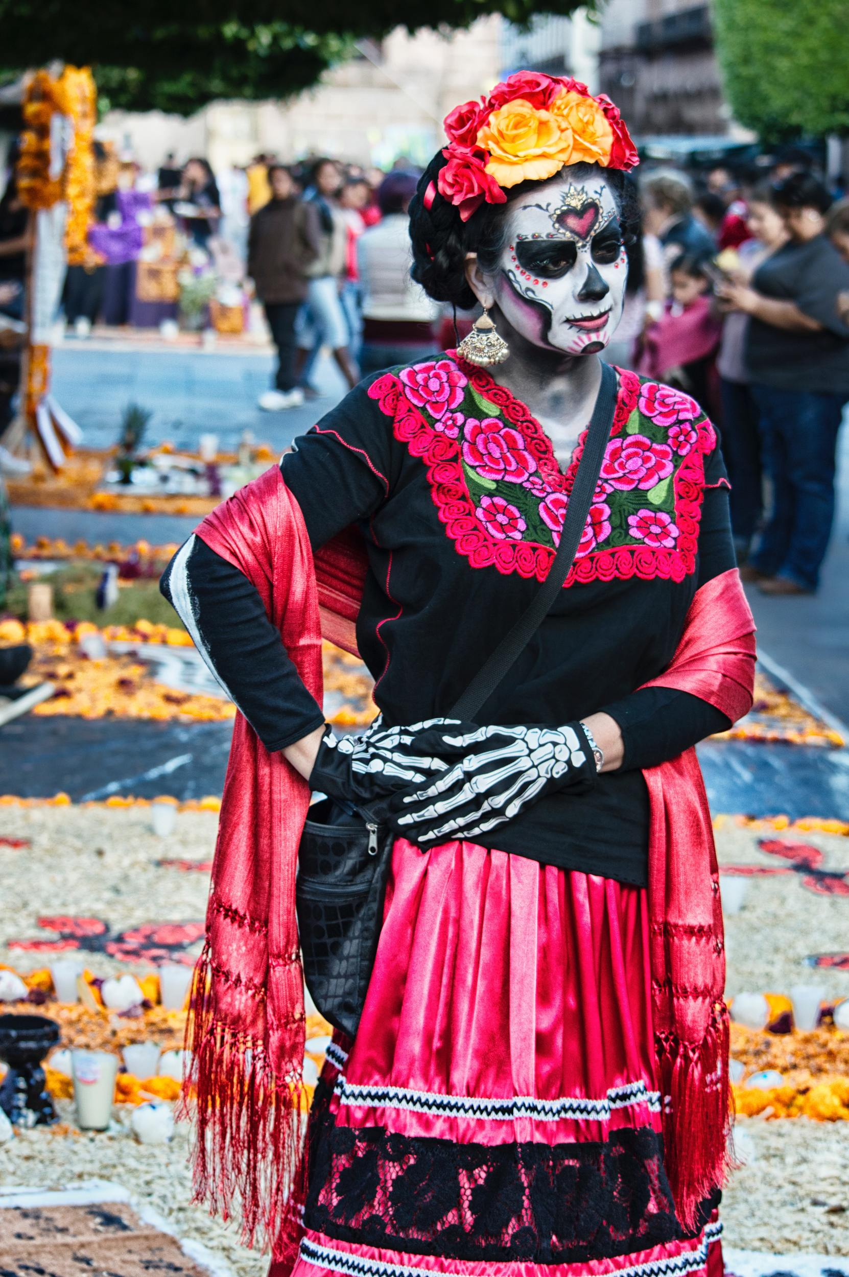 Mexico Traditional Dress