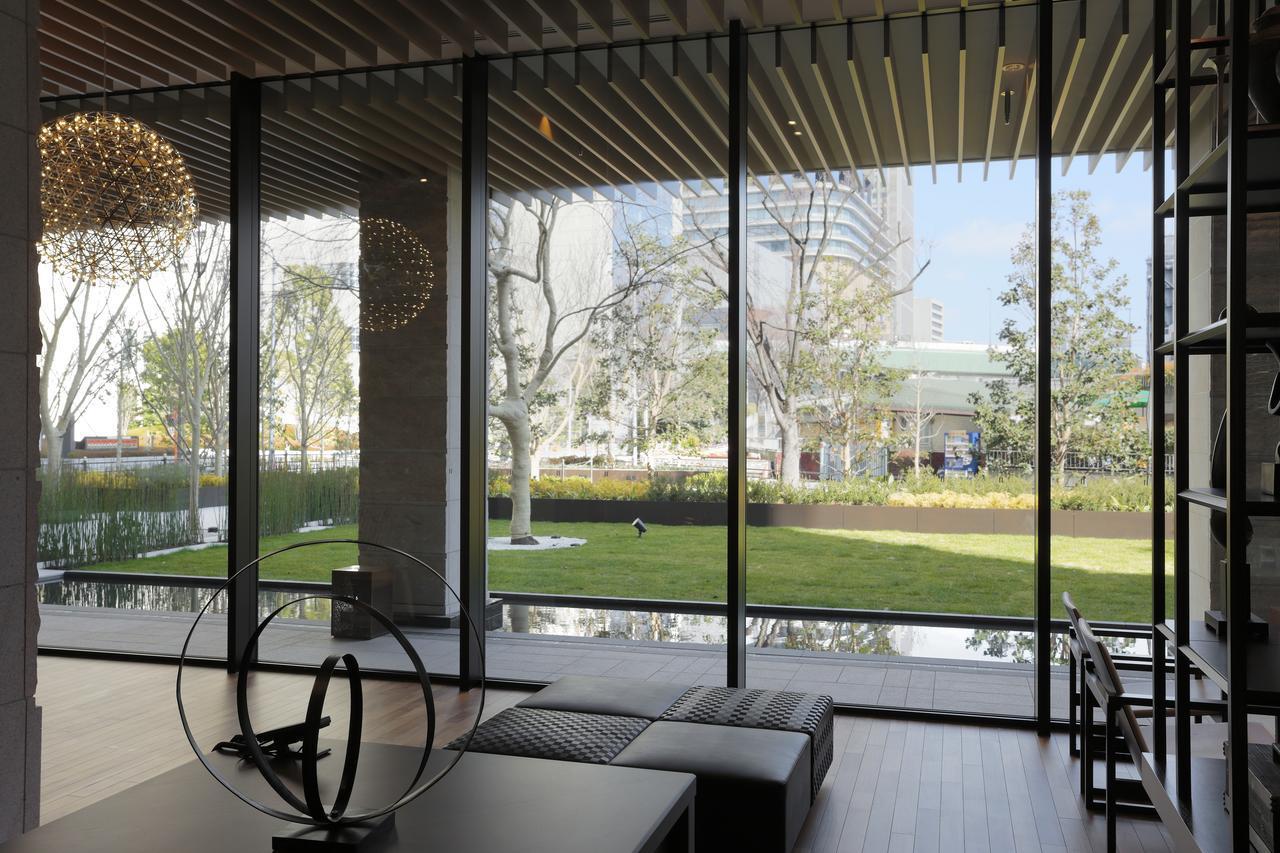 Best Luxury Hotel in Osaka - Mitsui Garden Hotel Osaka Premier