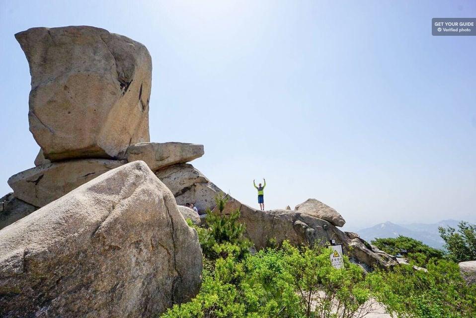 Mt. Bukhan Hike & Korean-Style Spa with Full Body Treatment