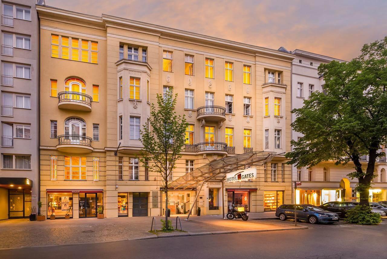 best budget hotel in berlin