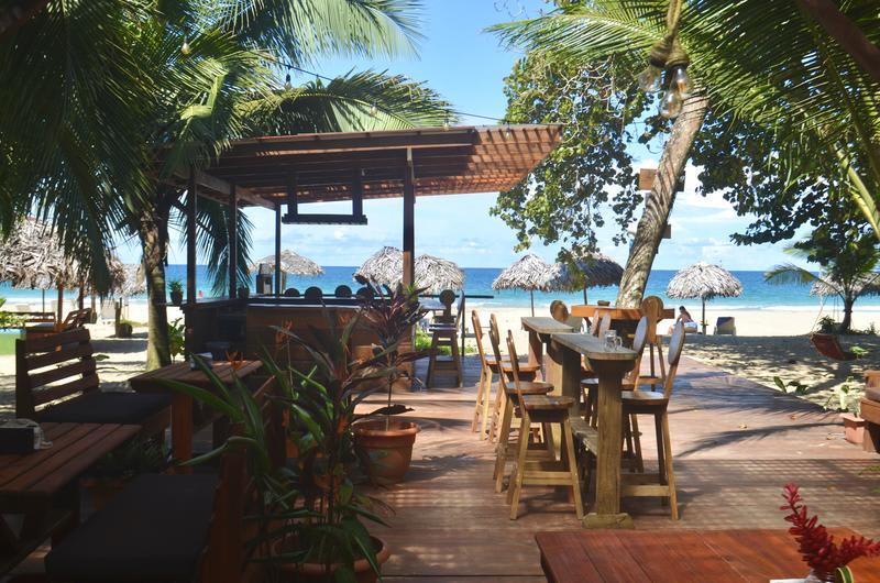 Palmar Beach Hostel Bocos del Toro