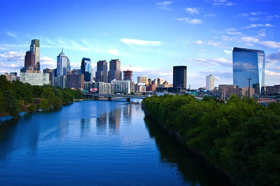 Philadelphia - a place to go in the USA and see for yourself