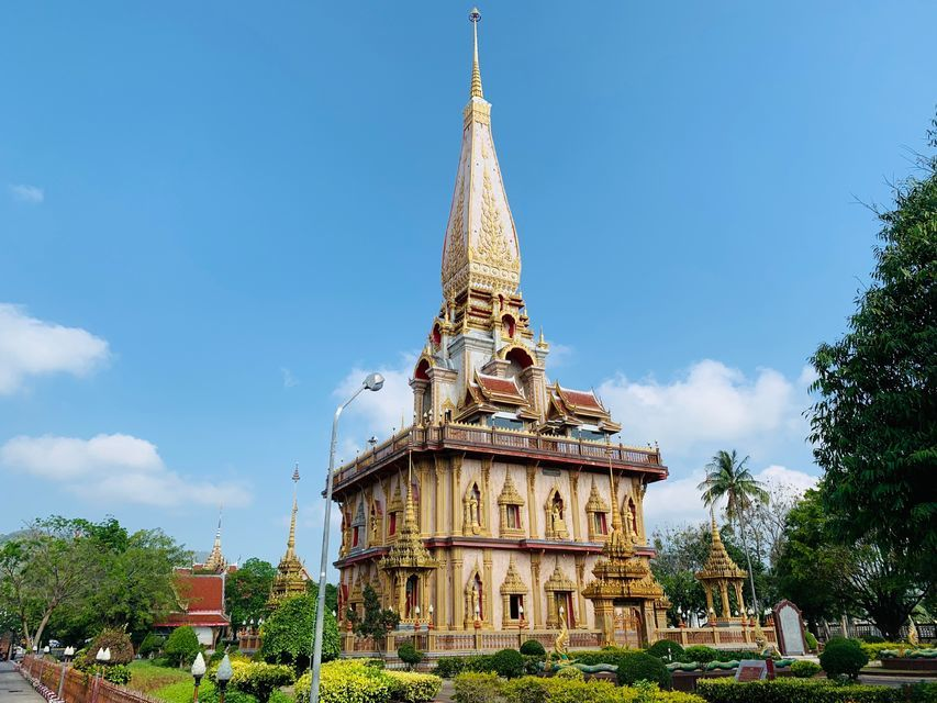 Phuket 5 Hour City Highlights and Viewpoints Small Group Tour