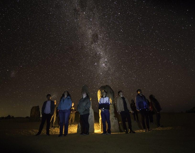 Pinnacles Desert Sunset and Star-Gazing Tour