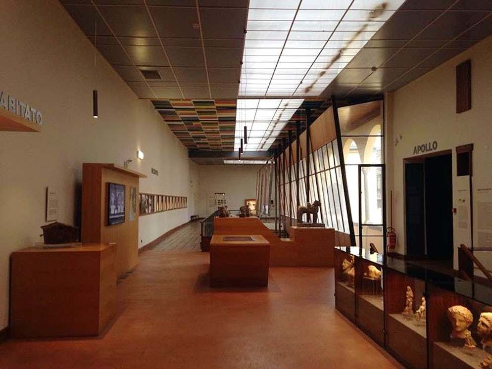 Provincial Archaeological Museum of Salerno