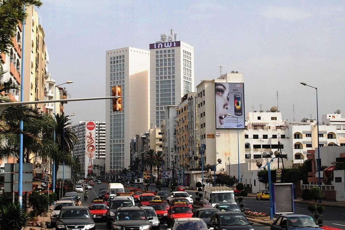 Racine, Casablanca