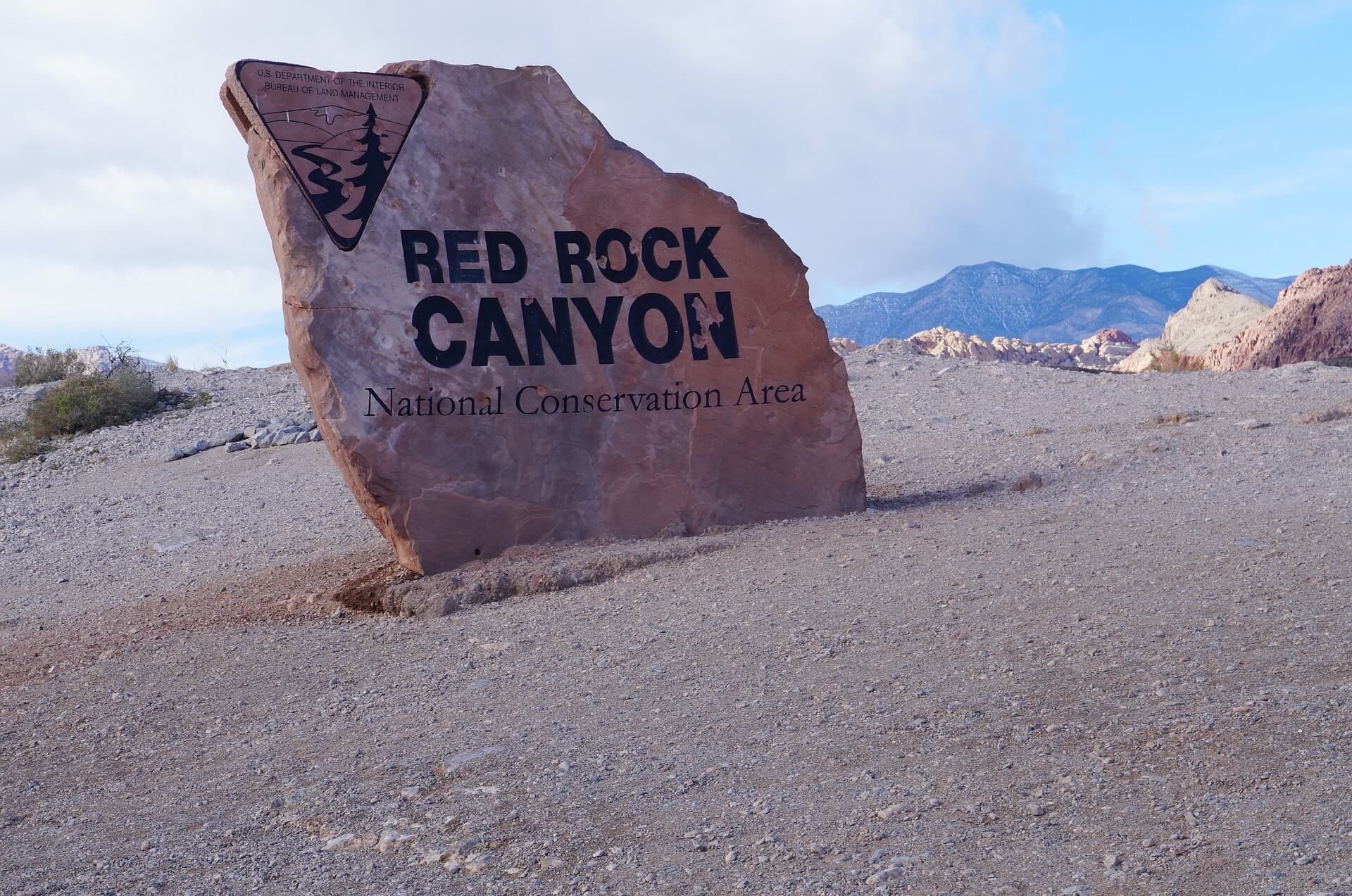 Red Rock Canyon Conservation Area, Las Vegas
