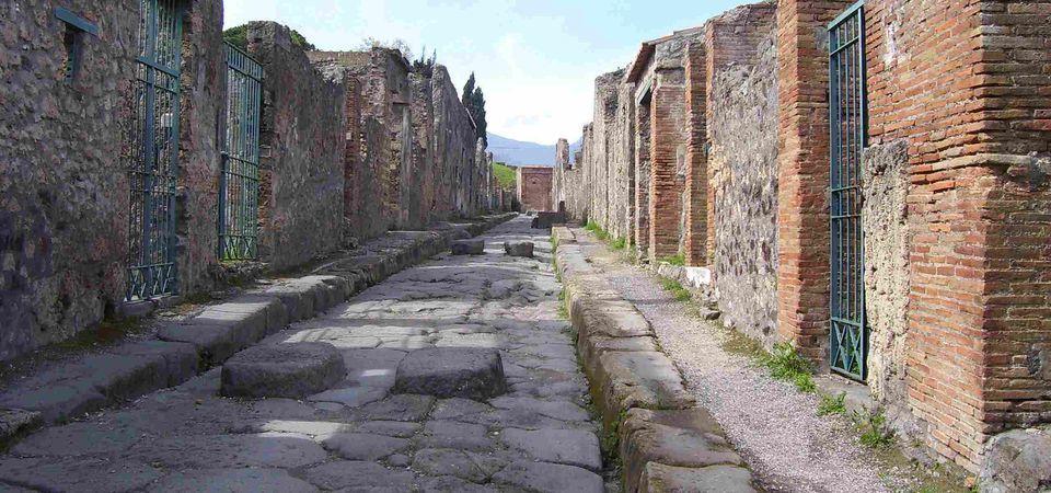 Rome Pompeii Sightseeing Trip