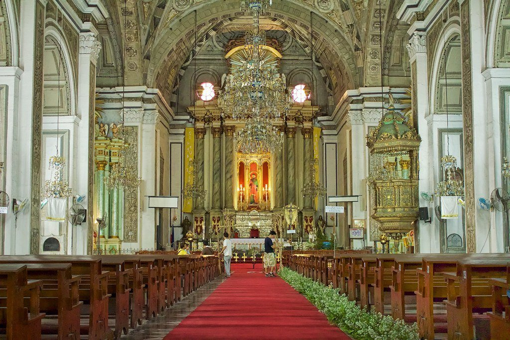 San Agustin Church, Manila