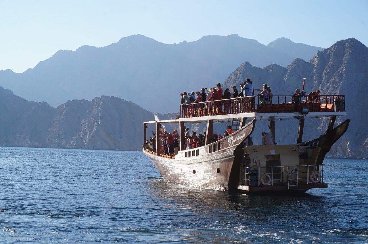 Sea Safari to Musandam