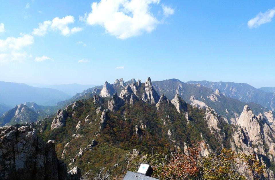 Seoraksan National Park and Naksansa Temple Group Tour