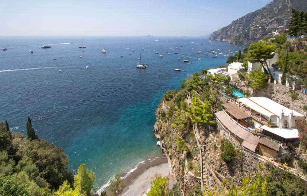 Arienzo Beach, Amalfi Coast