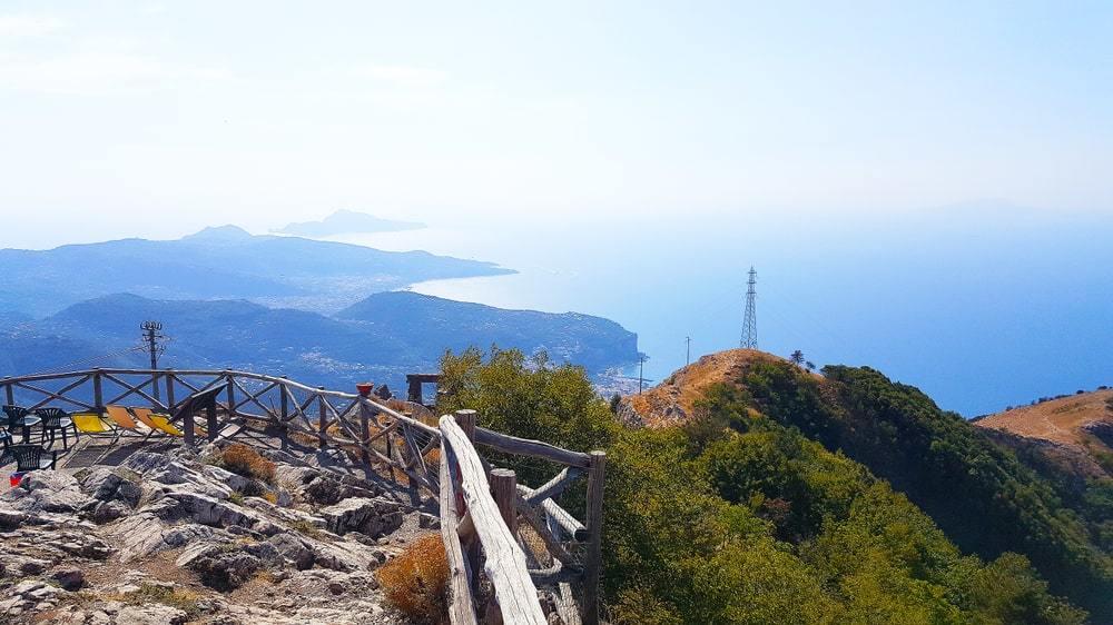 Monte Faito, Amalfi Coast