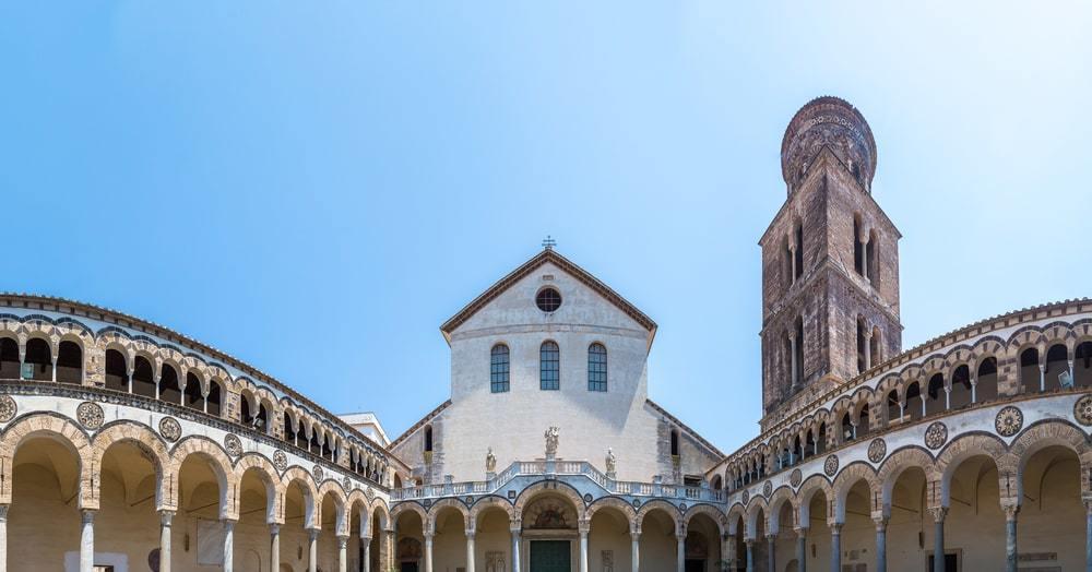 Salerno Cathedral, Amalfi Coast
