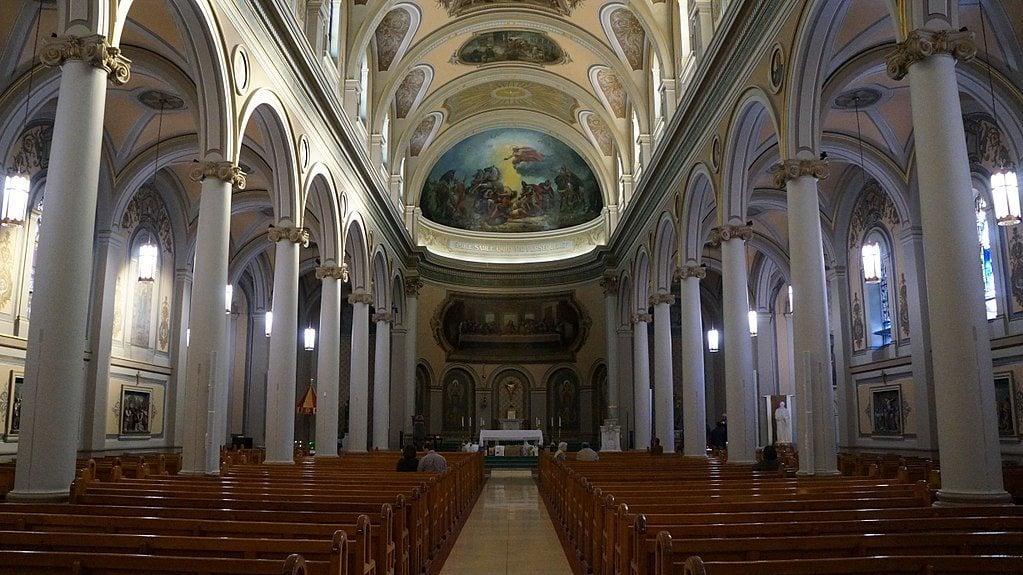 St. Paul's Basilica Toronto