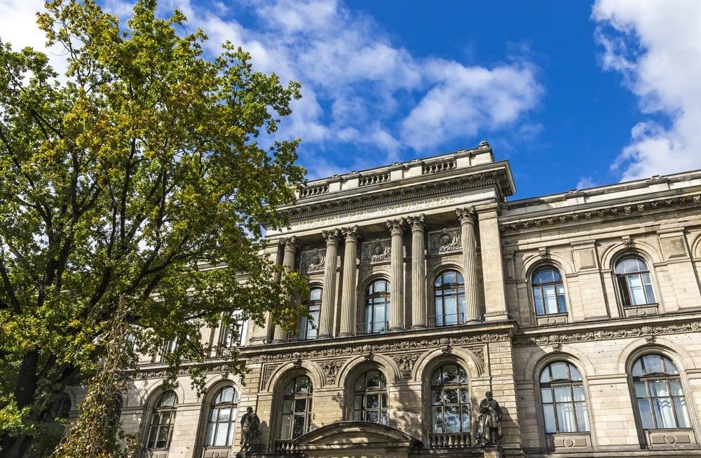 The Museum fur Naturkunde berlin