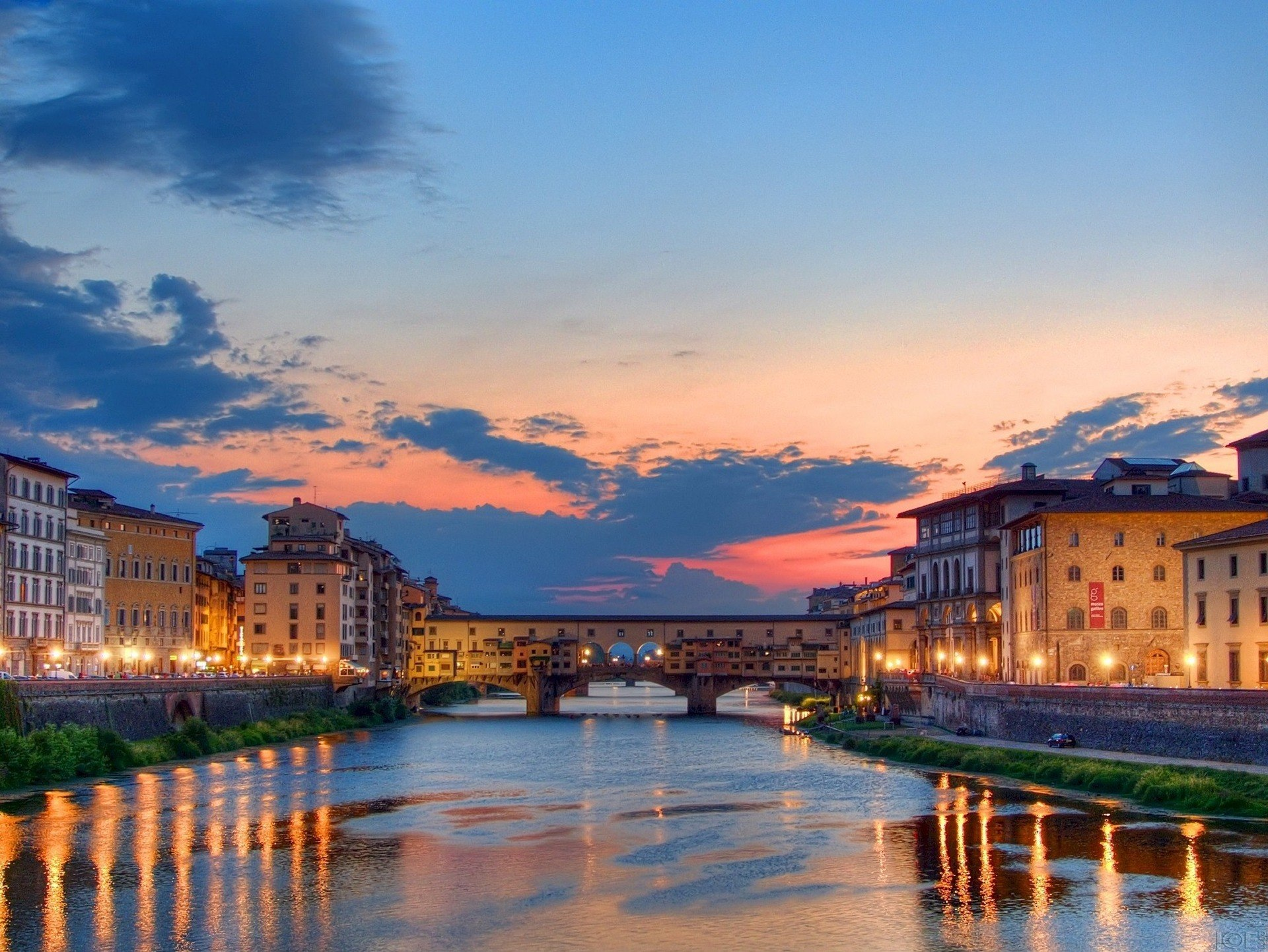 The River Arno