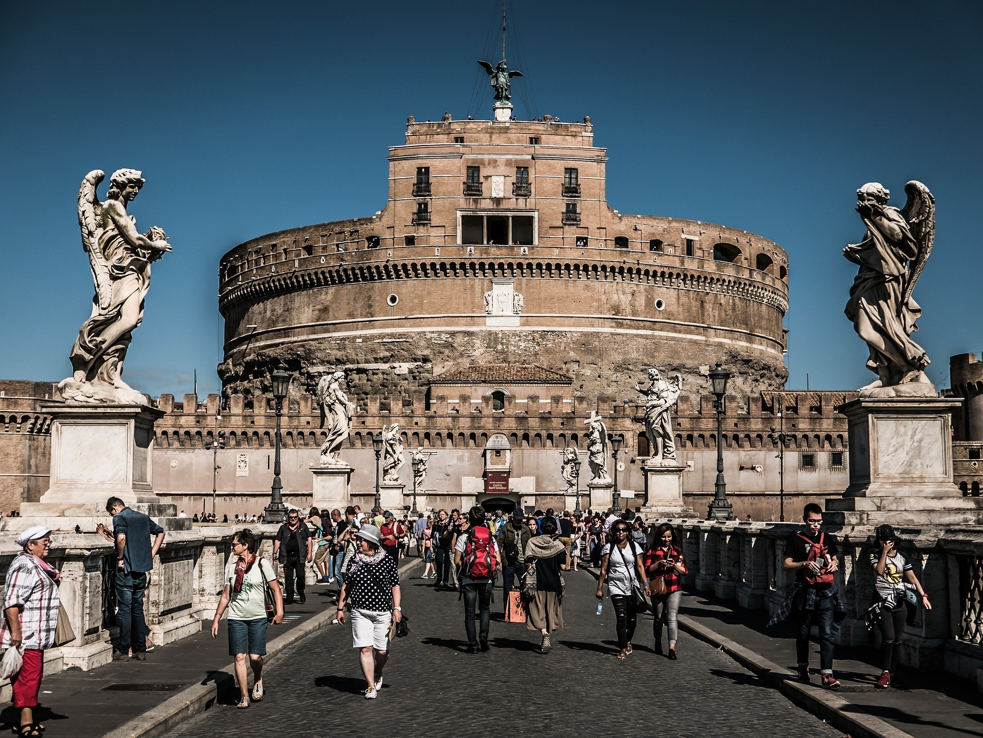 When to visit Rome