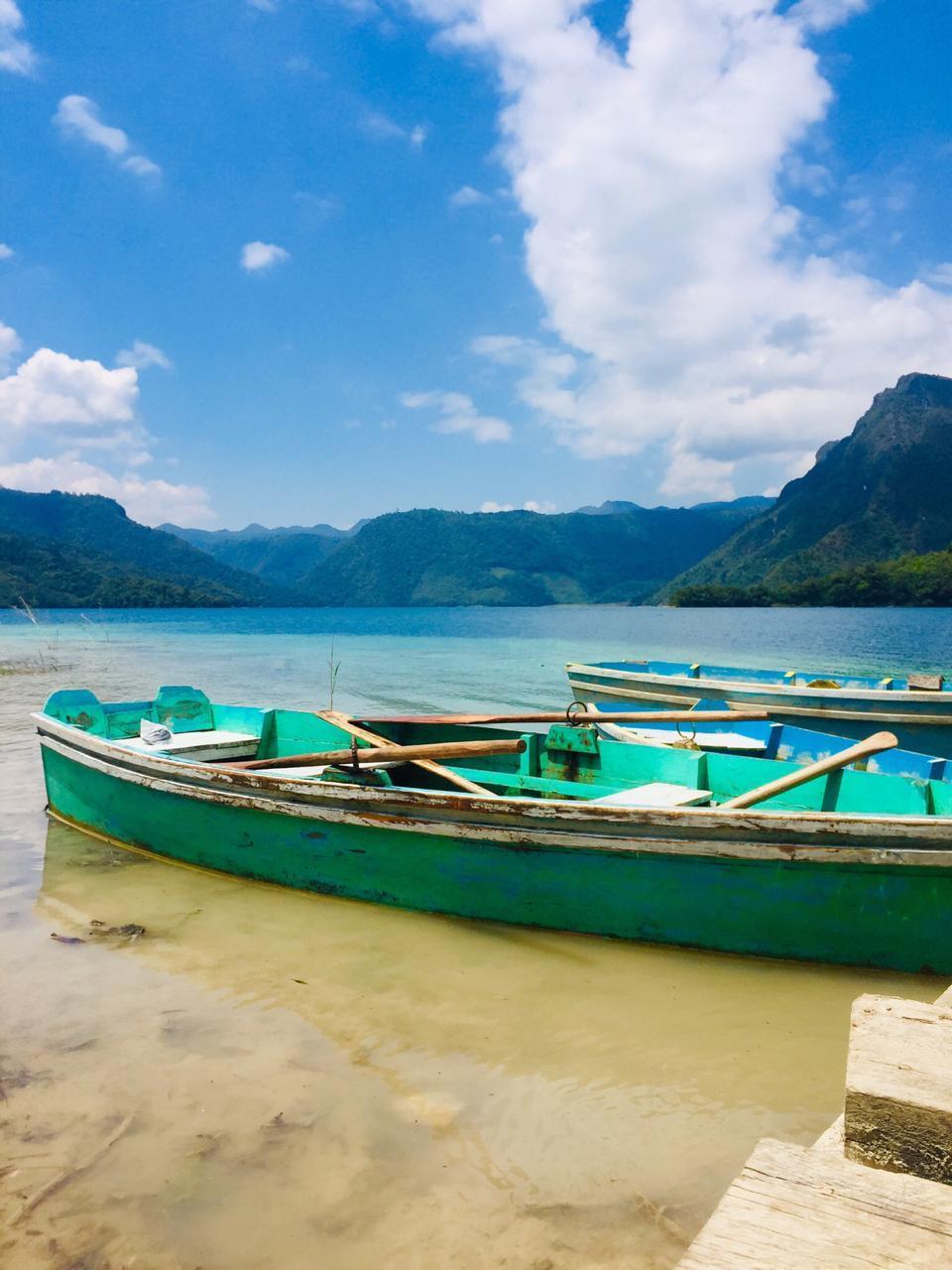 beautiful lake in Guatemala: what to do in Guatemala