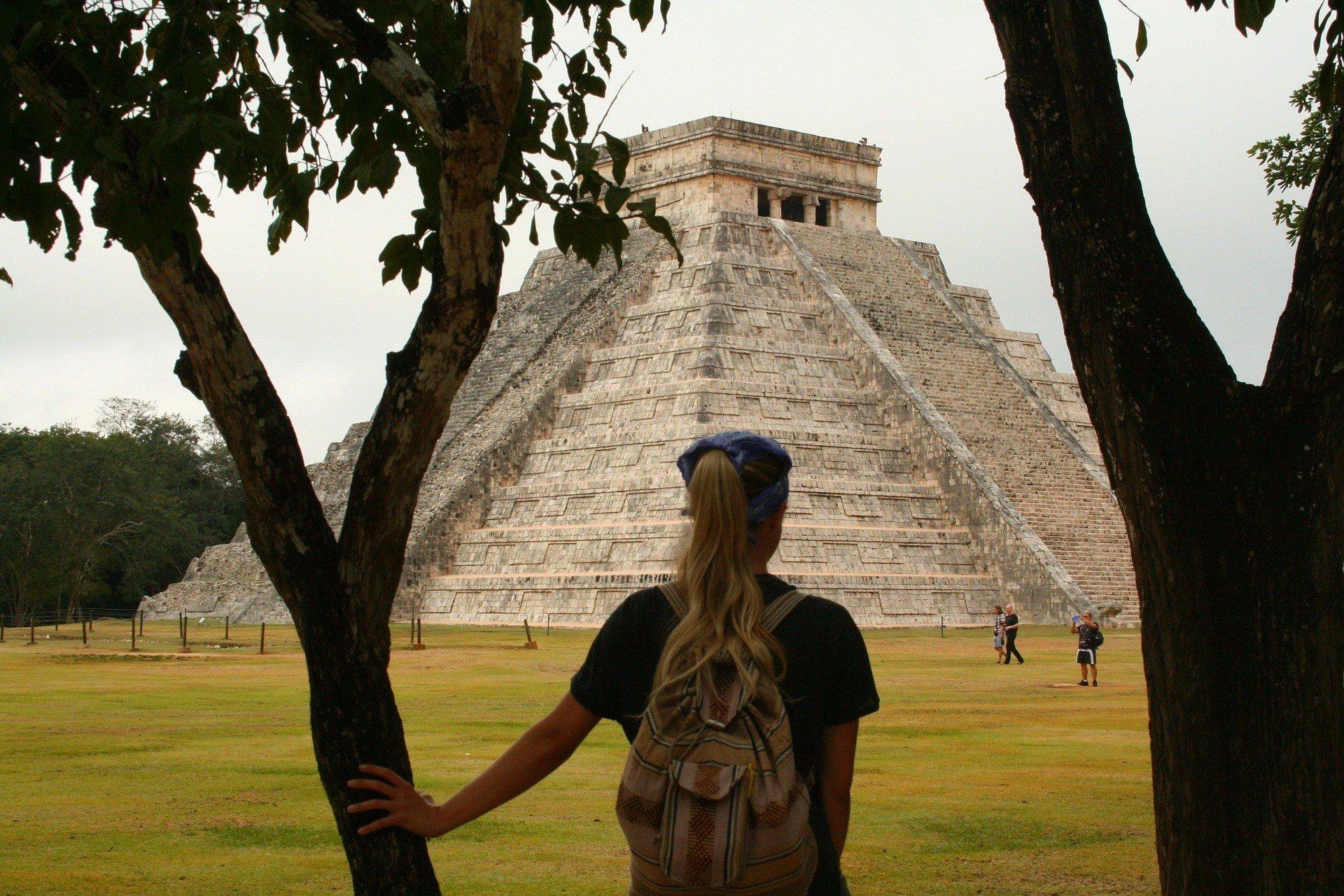 Mexico Female Traveler