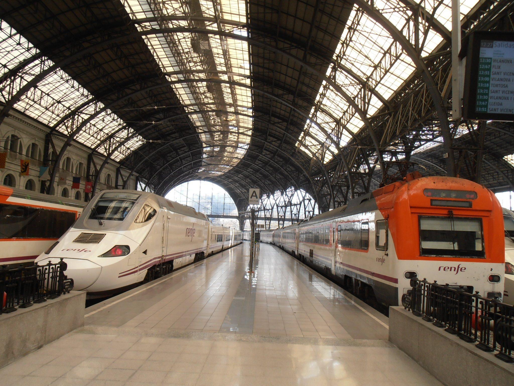 Is public transportation in Barcelona safe?