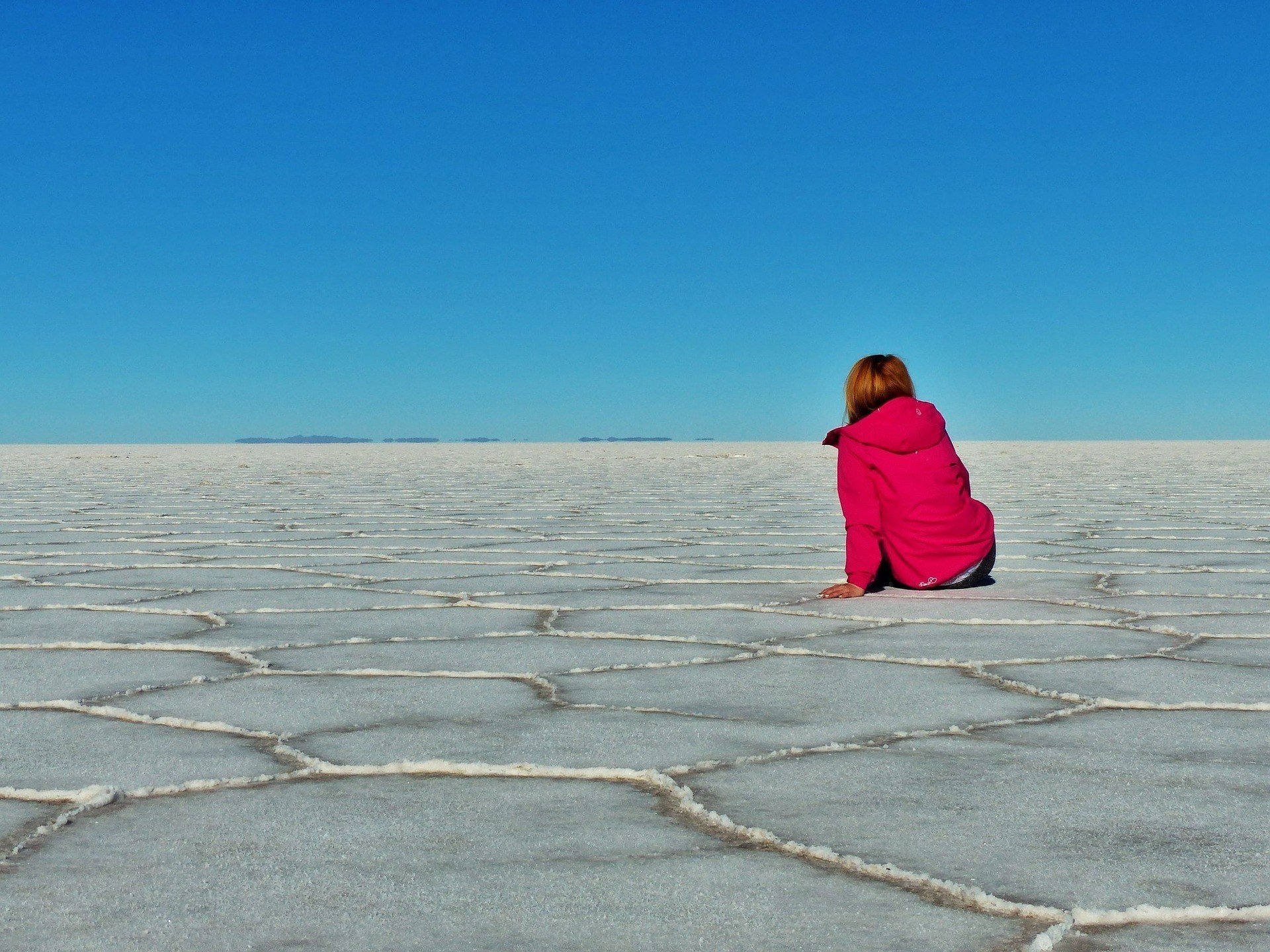 Female Traveller Bolivia
