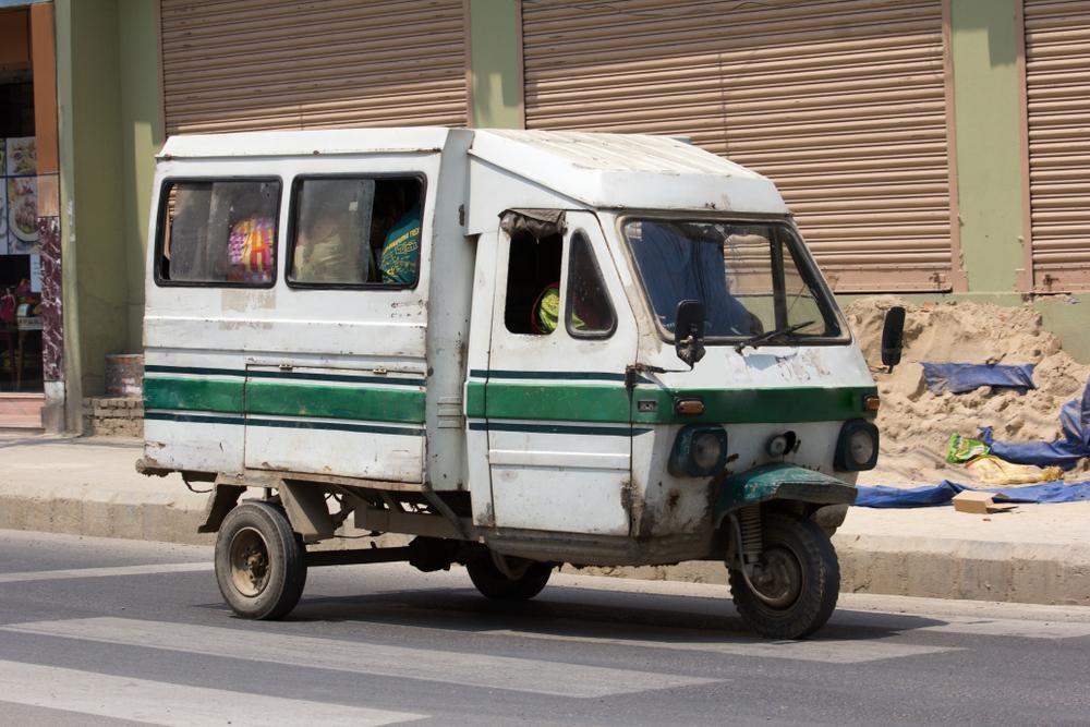 is public tranportation safe in nepal