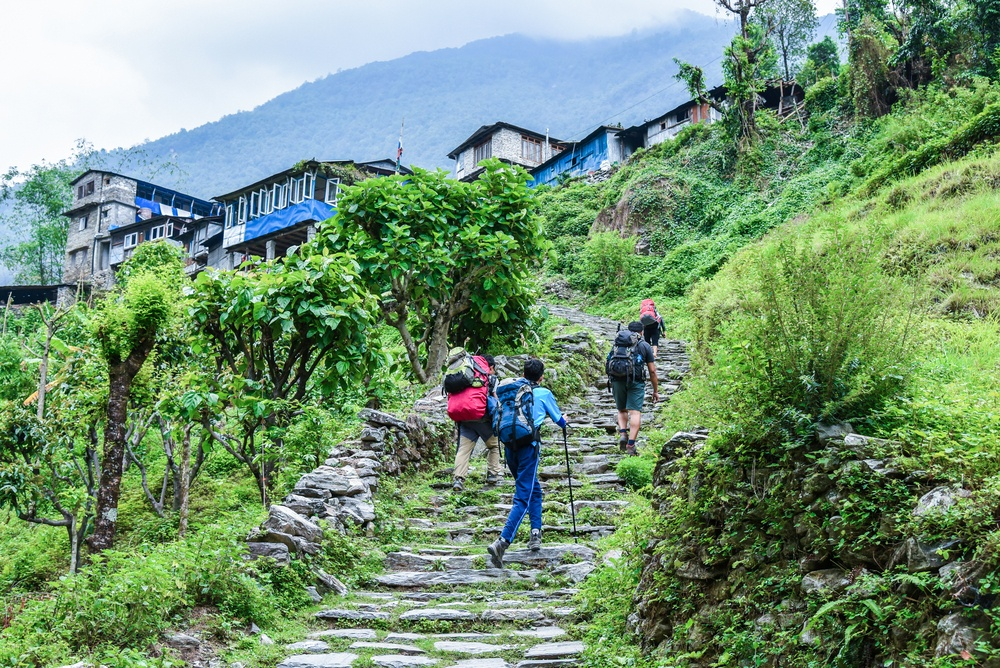 is nepal safe to travel for families