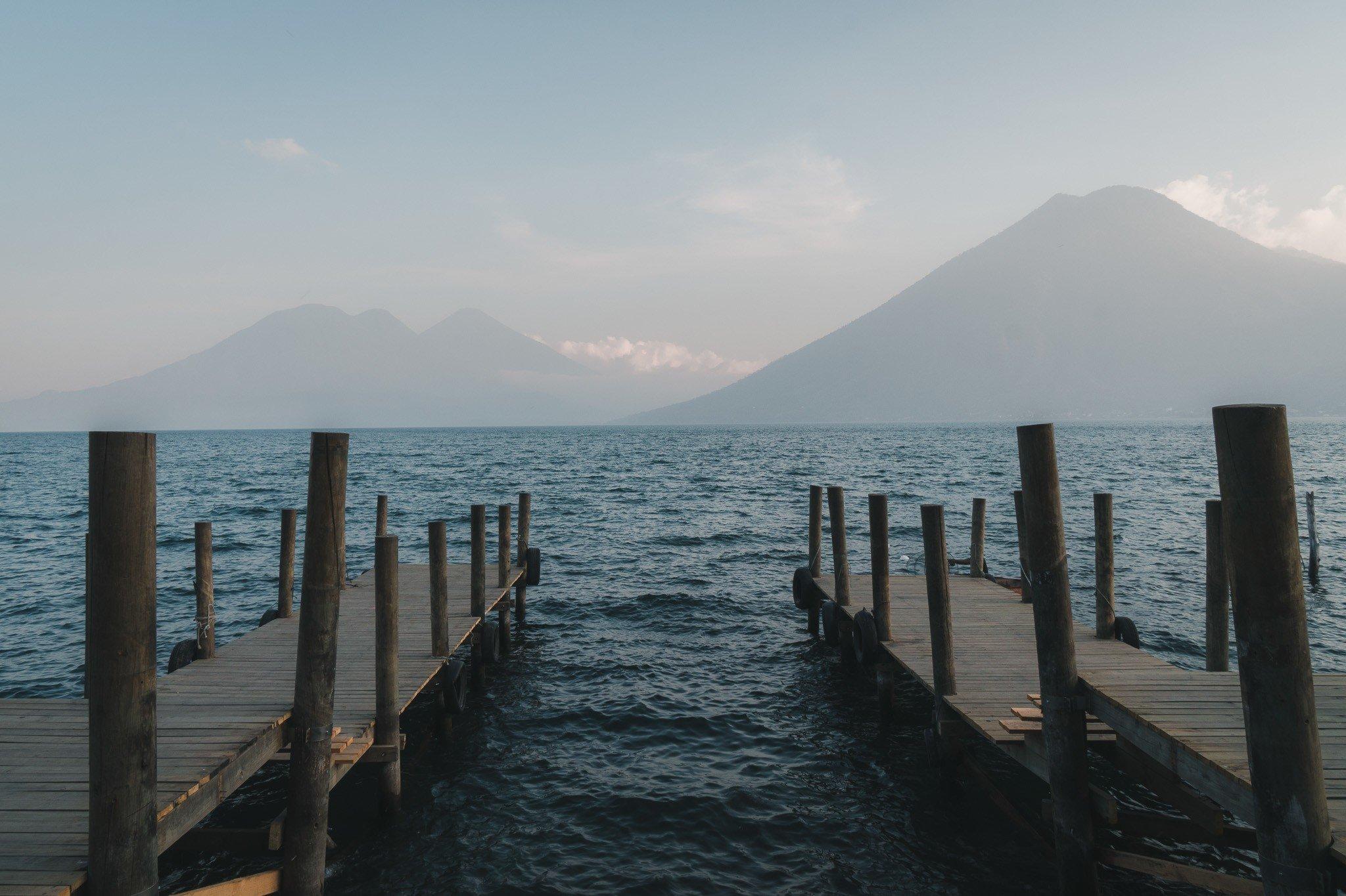 best things to do in Guatemala: visit Lake Atitlan