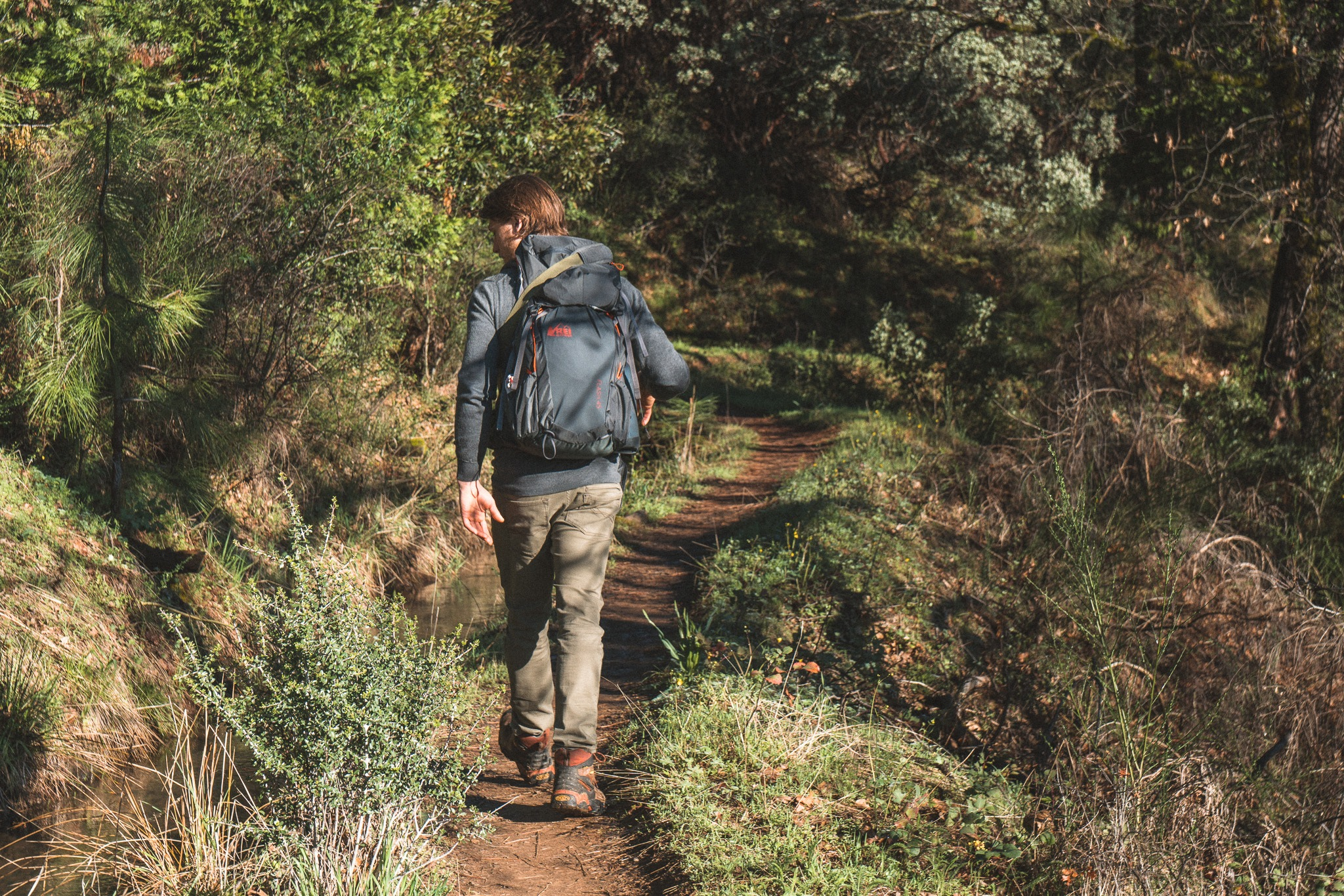 REI Flash 45 Backpack review