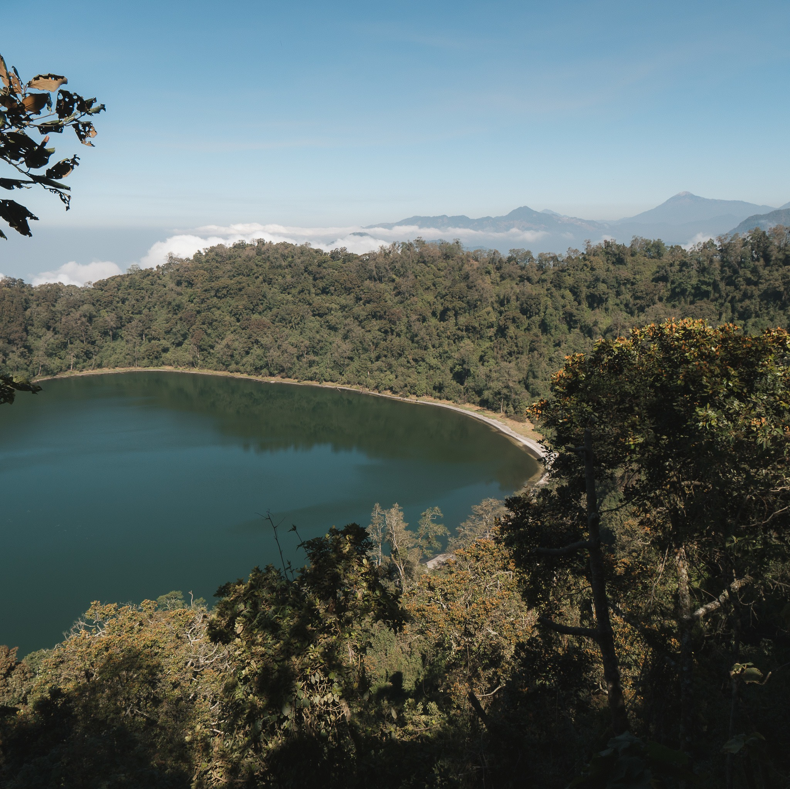 Laguna Chicabol