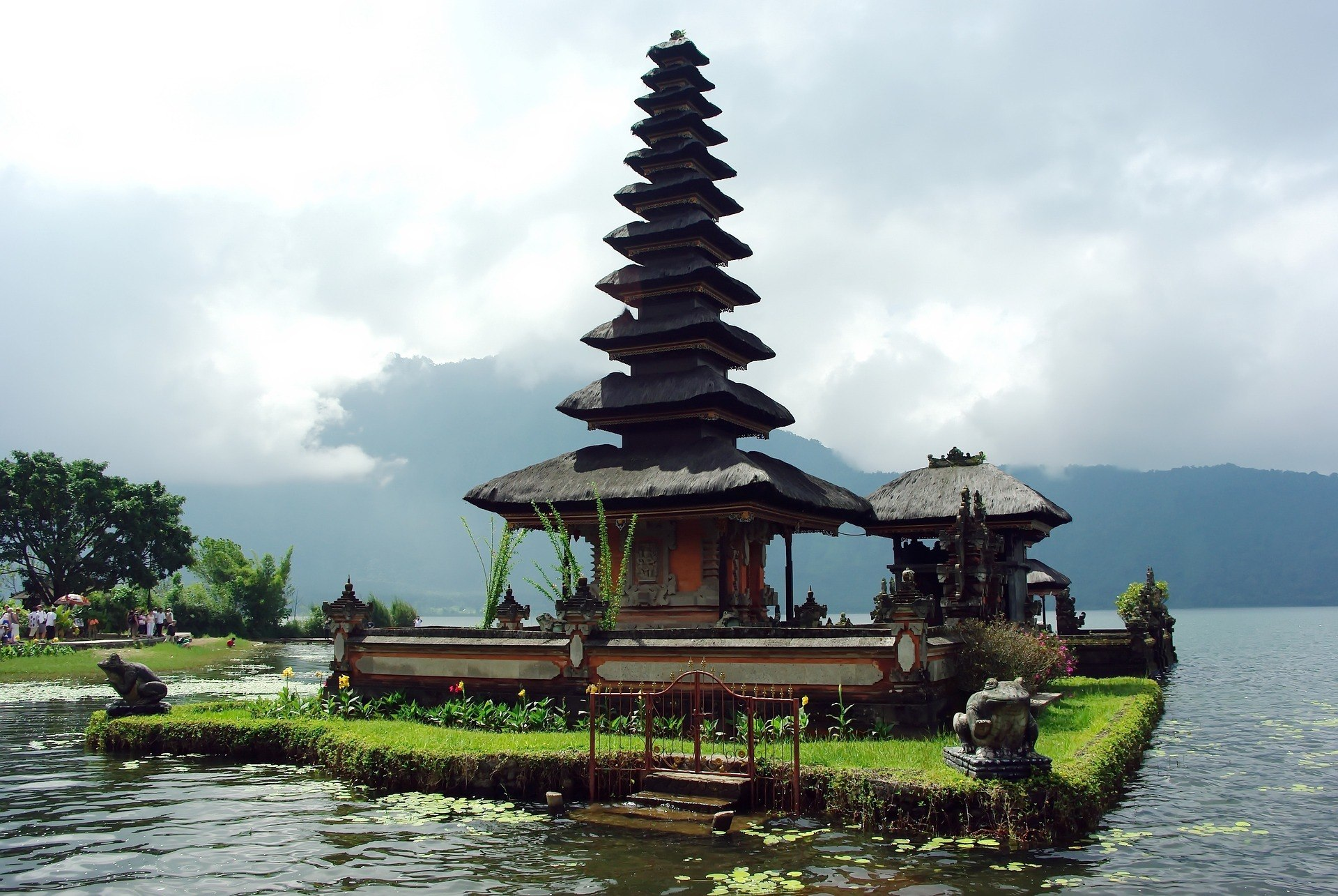 when to visit Bali