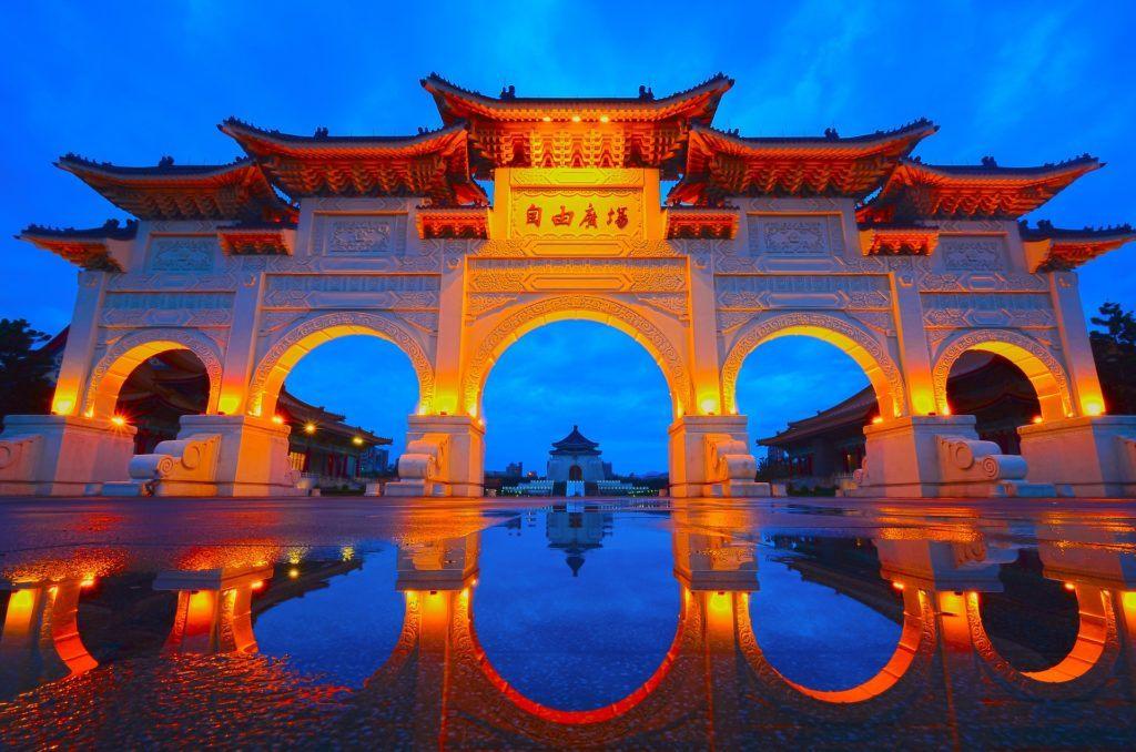when to visit Taipei
