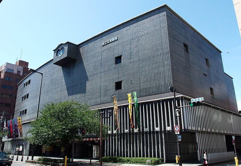 National Bunraku Theatre - awesoe place to visit in Osaka