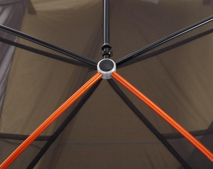 REI Quarter Dome Hubbed Poles