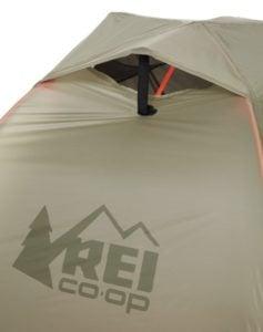 REI Quarter Dome Tent Vent