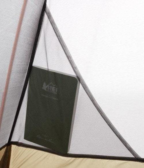 REI Quarter Dome Tent Pocket